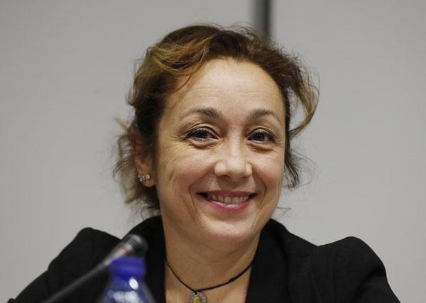 Victoria Cabezas, Secretaria General del Comité Olímpico Español