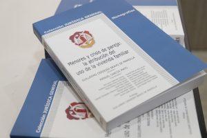 Libro Menores y crisis de pareja, que puede adquirirse en la web de la Editorial